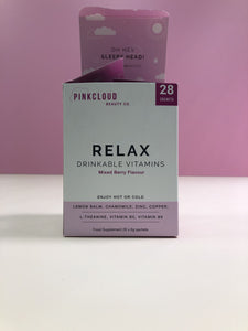 PinkCloud Beauty Co RELAX - Open
