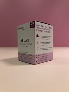PinkCloud Beauty Co RELAX - Profile