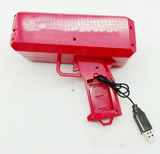 Electric spray money gun