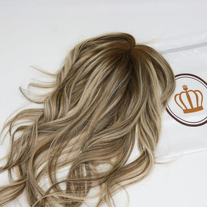 NEW ARRIVAL BRAND NEW NATURAL HAIR TOPPER, HOT SALE  45% OFF, Only today!!