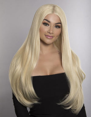 "SYNTHETIC WIG EVELINA 20""-24"" 295G STRAIGHT"
