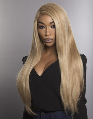 "SYNTHETIC WIG MIA 26"" 295G STRAIGHT"