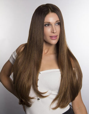 "SYNTHETIC WIG VALENTINE 20""-24"" 295G STRAIGHT"