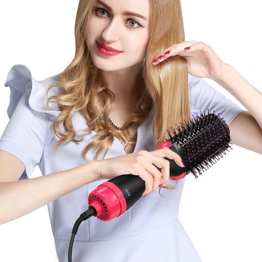 Multifunctional negative ion blow hair curler main 1