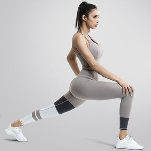 High Waist Flow Leggings - Polonium Co.