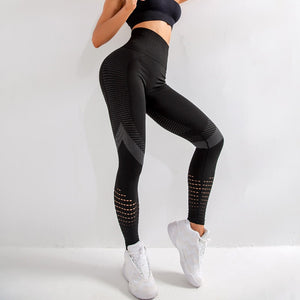 Tadasana Leggings - Polonium Co.