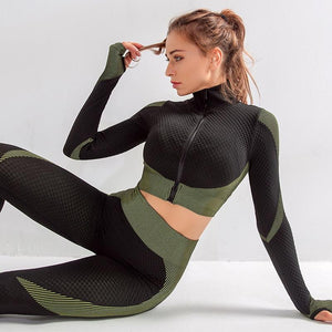 Fit Seamless Set - Polonium Co.