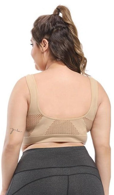 Seamless Breathable Bra - Polonium Co.