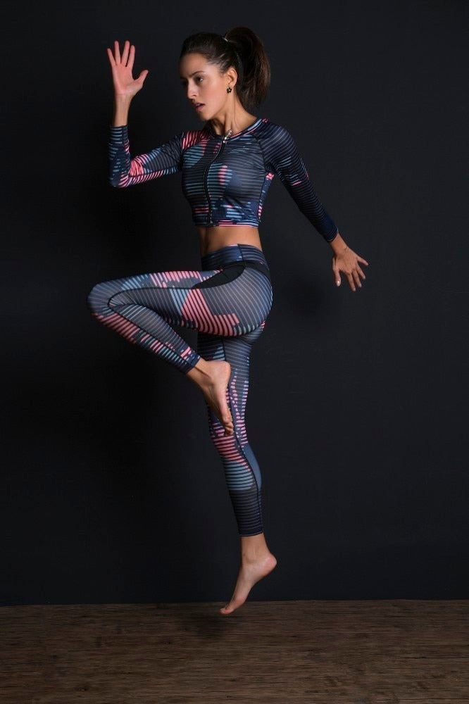 Trikonasana Set - Polonium Co.
