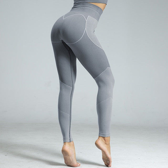 Invigorate Seamless Leggings - Polonium Co.