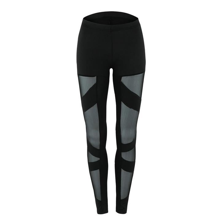Sexy Mesh Leggings - Polonium Co.