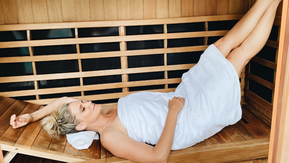 5 Ways an Infrared Sauna Supercharges Your Vitality