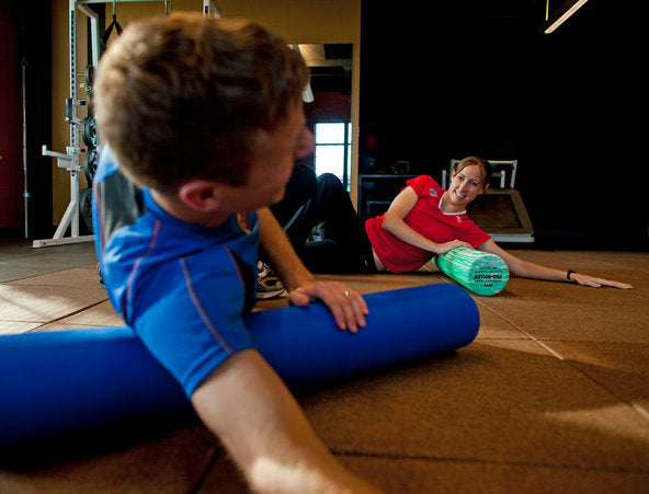 Ask Well: Do Foam Rollers Aid Workouts?
