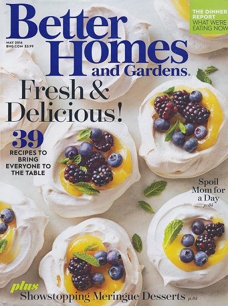 Lauren in Better Homes and Gardens