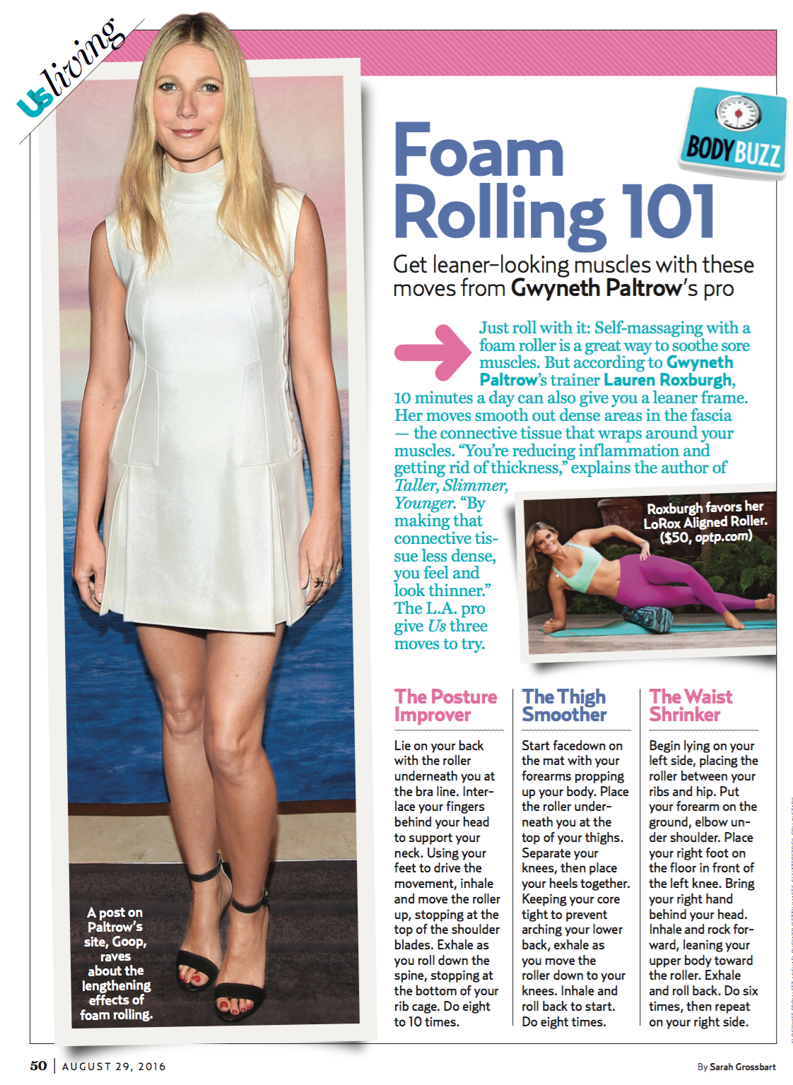 Lauren in US Weekly