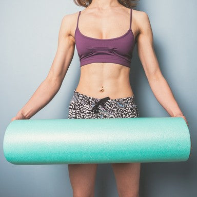 SHAPE Magazine: How Bad Is It to Just Foam Roll When You're Sore?
