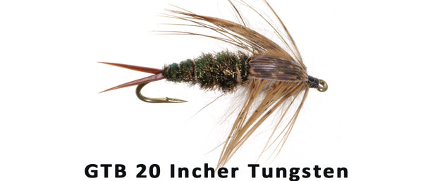 GTB 20 Incher Tungsten #12 - Flytackle NZ