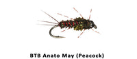 Anato-May TB Morrish Peacock - Flytackle NZ