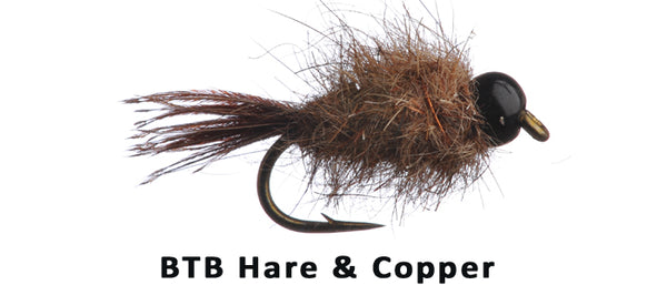 BTB Hare & Copper - Flytackle NZ