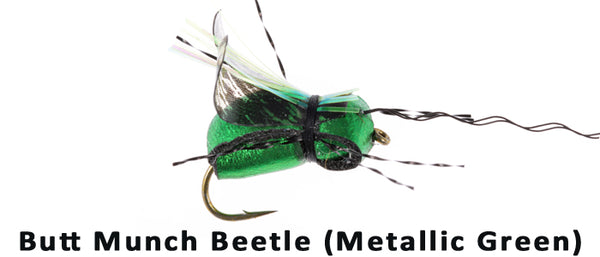 Butt Munch Beetle - Flytackle NZ