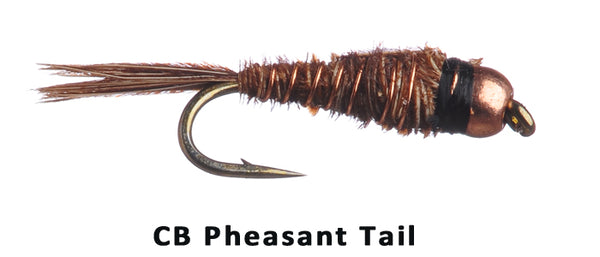 CB Pheasant Tail #14 - #16 - Flytackle NZ