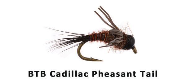BTB Cadillac Pheasant Tail #14 - Flytackle NZ