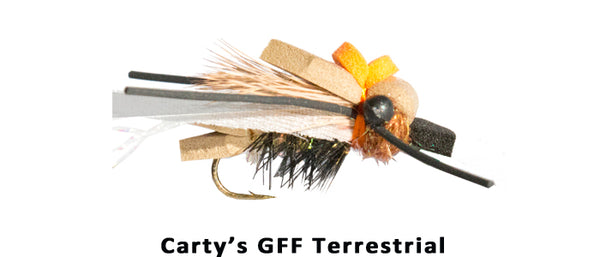 Carty's GFF #10 - Flytackle NZ