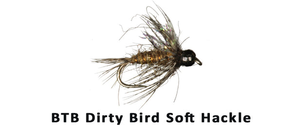 Dirty Bird TB Morrish Hares Ear - Flytackle NZ