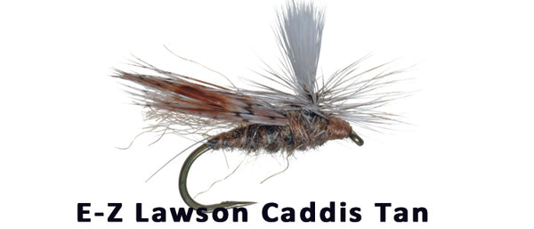 E-Z Caddis Tan
