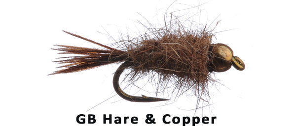 GTB Hare & Copper - Flytackle NZ