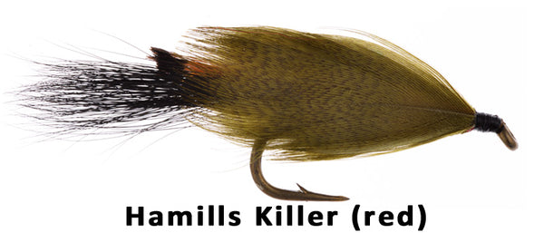 Hamills Killer (Red) - Flytackle NZ