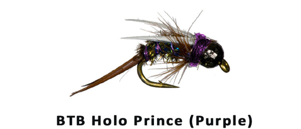 Holo Prince BTB (Purple) - Flytackle NZ