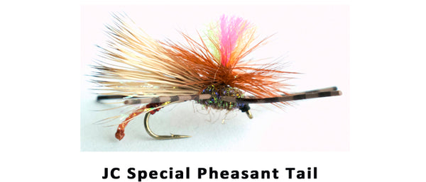 JC Special Pheasant Tail - Flytackle NZ