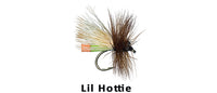 Lil' Hottie #14 - Flytackle NZ