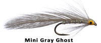 Mini Grey Ghost #10 - Flytackle NZ