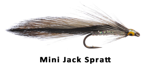 Mini Jack Sprat #10 (Pearl) - Flytackle NZ