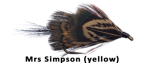 Mrs Simpson (Yellow) - Flytackle NZ