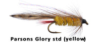 Parsons Glory Std (Yellow) - Flytackle NZ