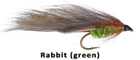 Rabbit (Green) - Flytackle NZ