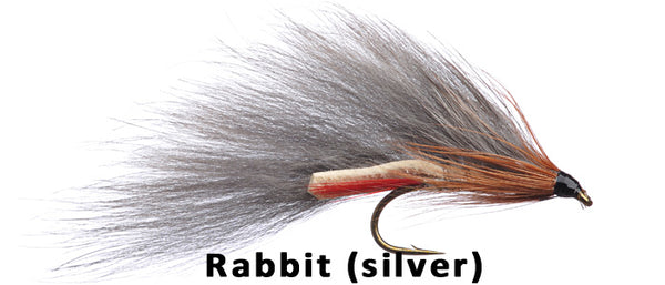 Rabbit (Silver #06) - Flytackle NZ