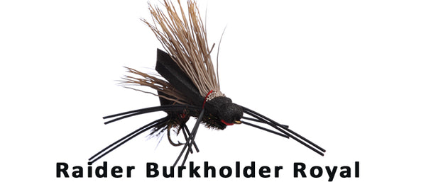 Raider's Burkholders Royal - Flytackle NZ
