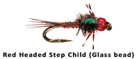 Red Headed Step Child - Flytackle NZ