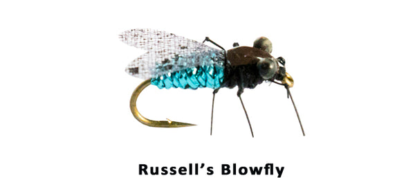 Russell's Blowfly #10 - Flytackle NZ