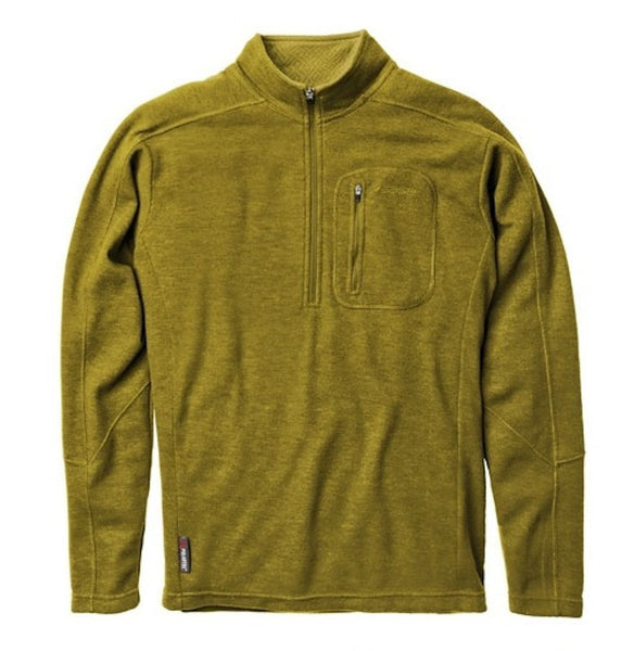 Sage Kanektok Wool Pro Zip Top - Flytackle NZ