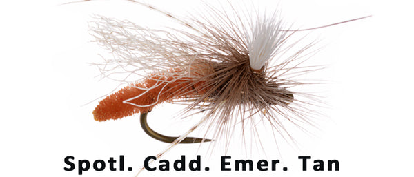 Spotlight Caddis Emerger (tan) #14 - Flytackle NZ