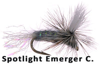 Spotlight Emerger Callibaetis #16 - Flytackle NZ