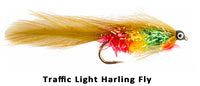 Traffic Light Fly #2 (Harling) - Flytackle NZ