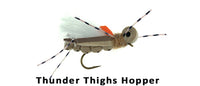 Thunder Thighs Hopper #10 - Flytackle NZ
