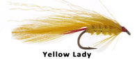 Yellow Lady #4 - Flytackle NZ