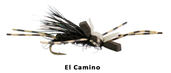 El Camino Black #12 - Flytackle NZ